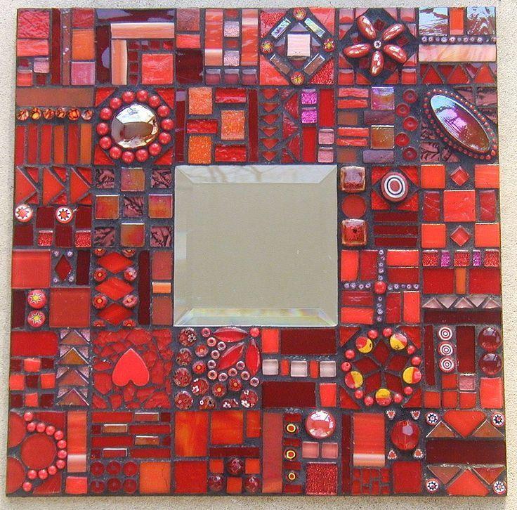 Pin de Dani Peck en Mosaics   Pinterest   Marcos decorados ...