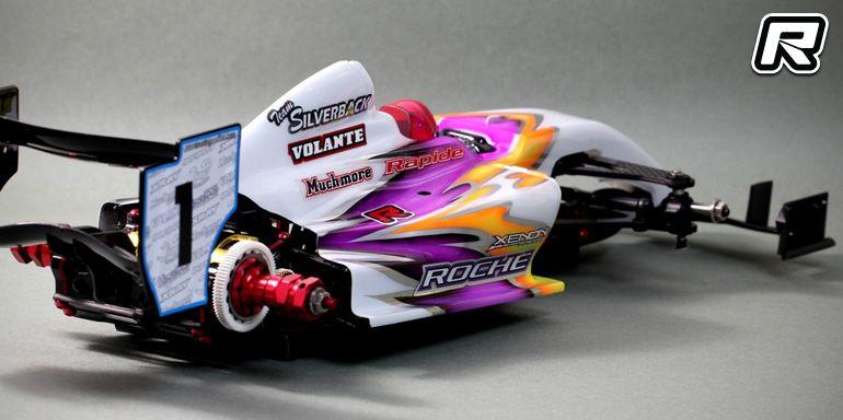 Rc Car News >> Red Rc Rc Car News Roche Rapide F1 Evo 1 10th Formula