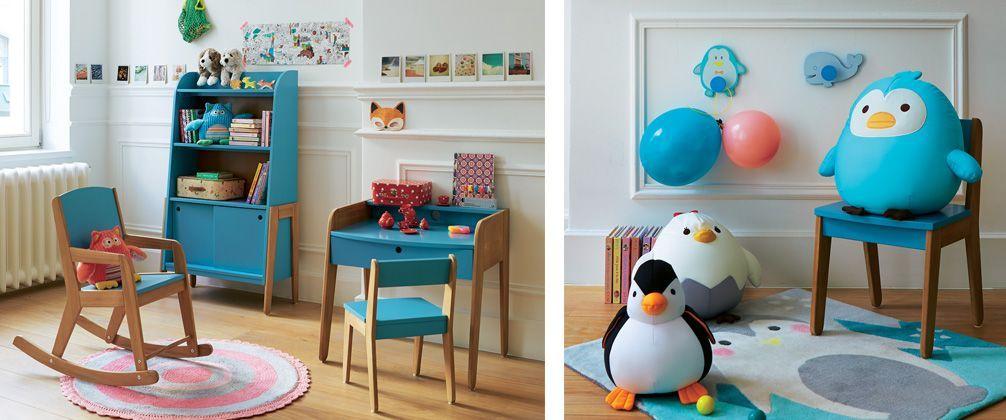 Des petits meubles pour enfant au style vintage - Univers des enfants - Idées déco - Alinéa