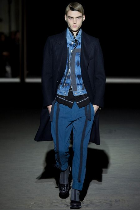 Dries Van Noten Fall 2014 Menswear Fashion Menswear Fashion Week