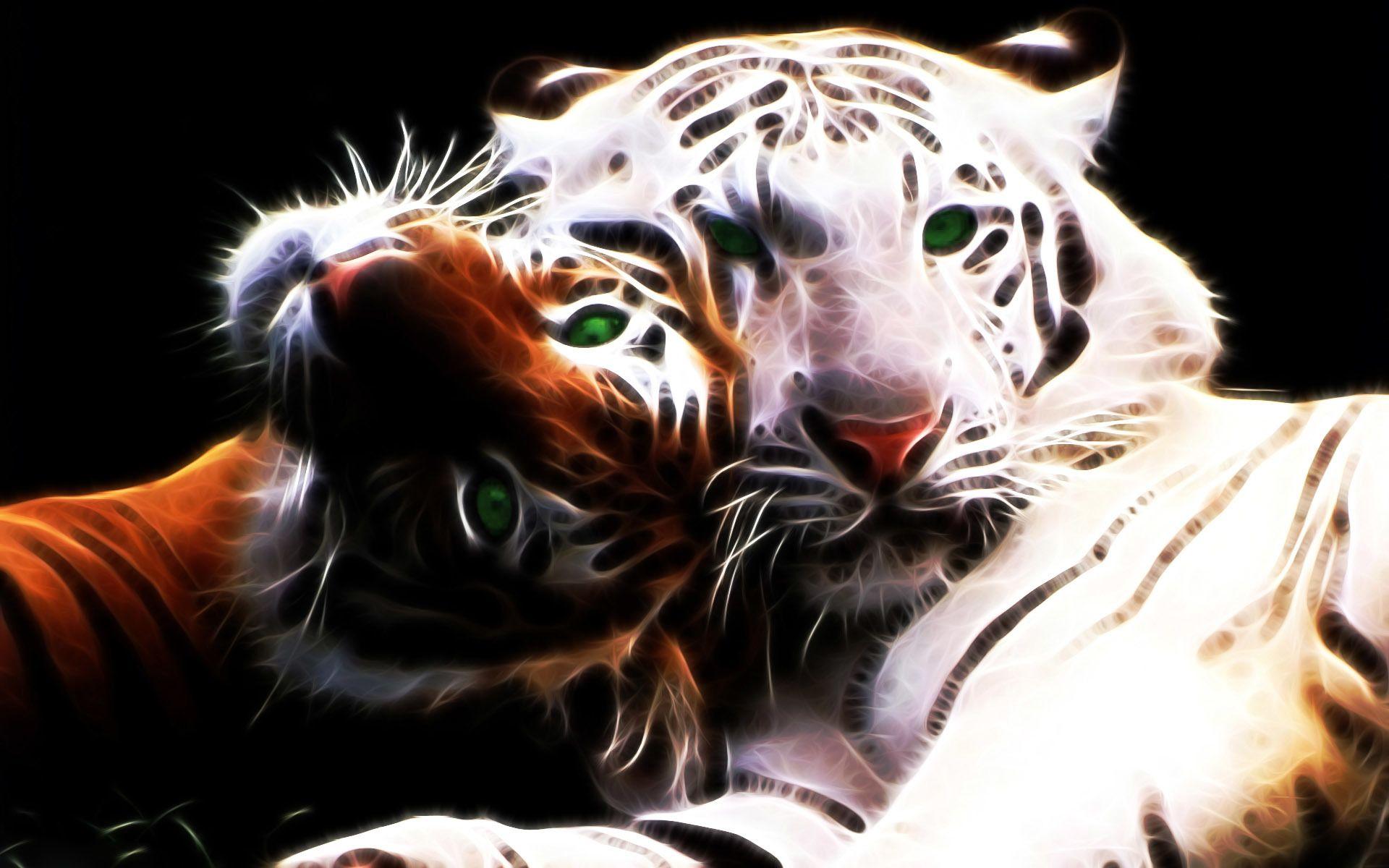 Tiger Wallpaper Hd 1080p 3d Tiger Tiger Wallpaper Wallpaper