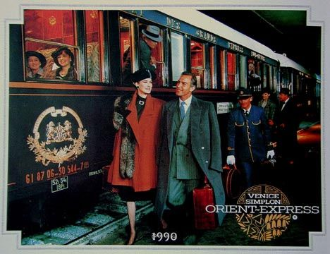 The Simplon Orient Express With Stops In Istanbul Sofia Belgrade Zagreb Trieste Venice Milan And Paris Orient Express Australian Travel Travel Agent