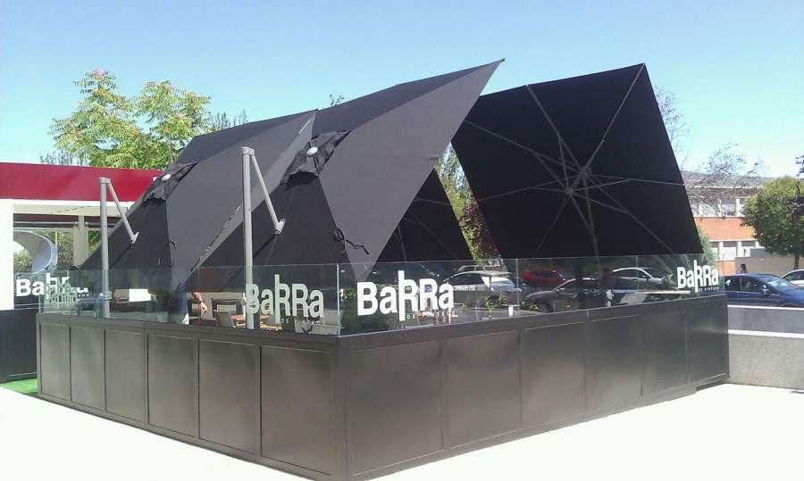 sombrillas para terrazas restaurantes buscar con google - Sombrillas De Terraza