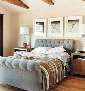 Best Upholstered Sleigh Totally Gonna Do This To Our Sleigh Bed 400 x 300