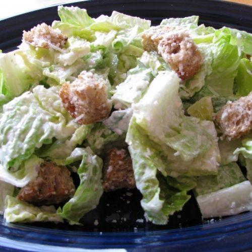 Рецепт салат цезарь kfc