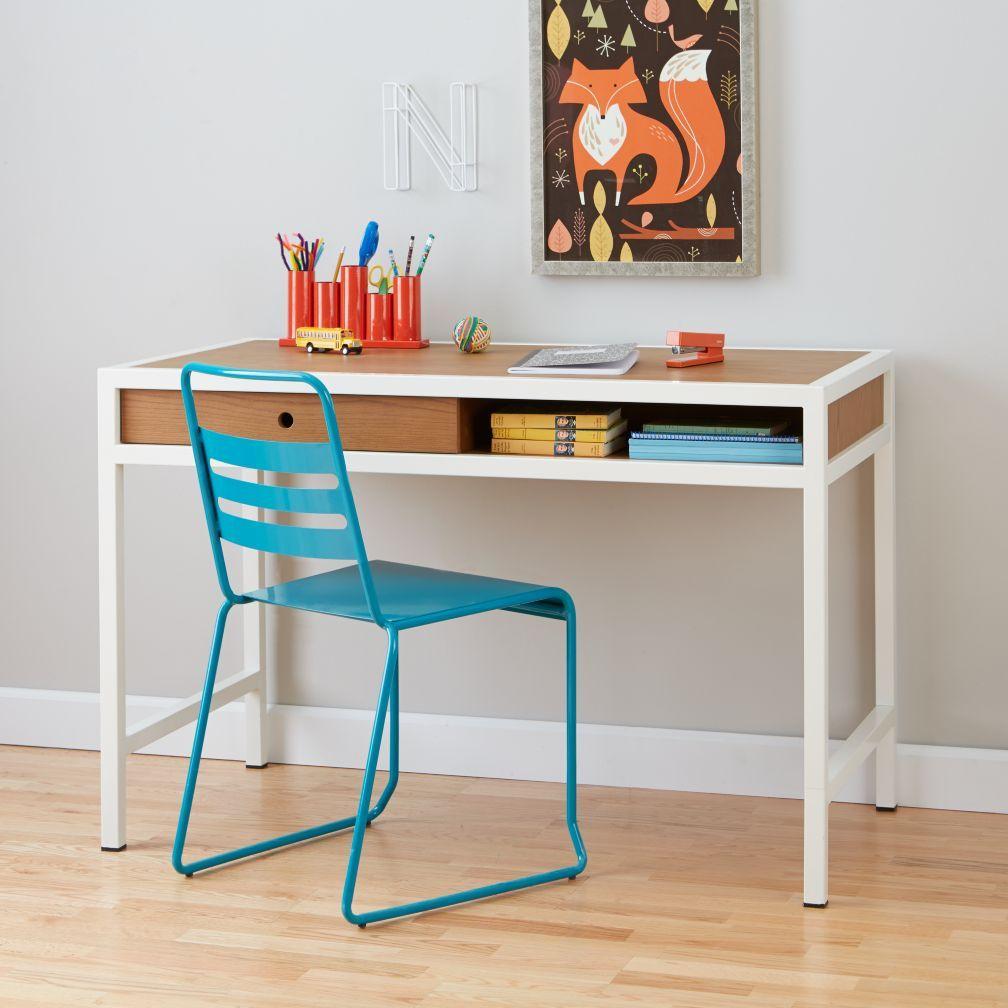 Adjustable Hi Fi Modern Kids Play Table (Walnut)   The Land Of Nod
