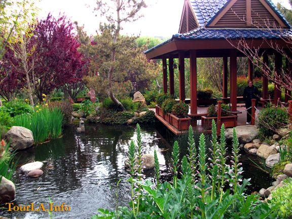 Los Angeles Japanese Gardens Ninja Tea Party Pinterest Gardens