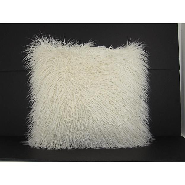 Fur Pillow Sears 40 KA Room Pinterest Fur Pillow Pillows And Adorable Sears Decorative Pillows