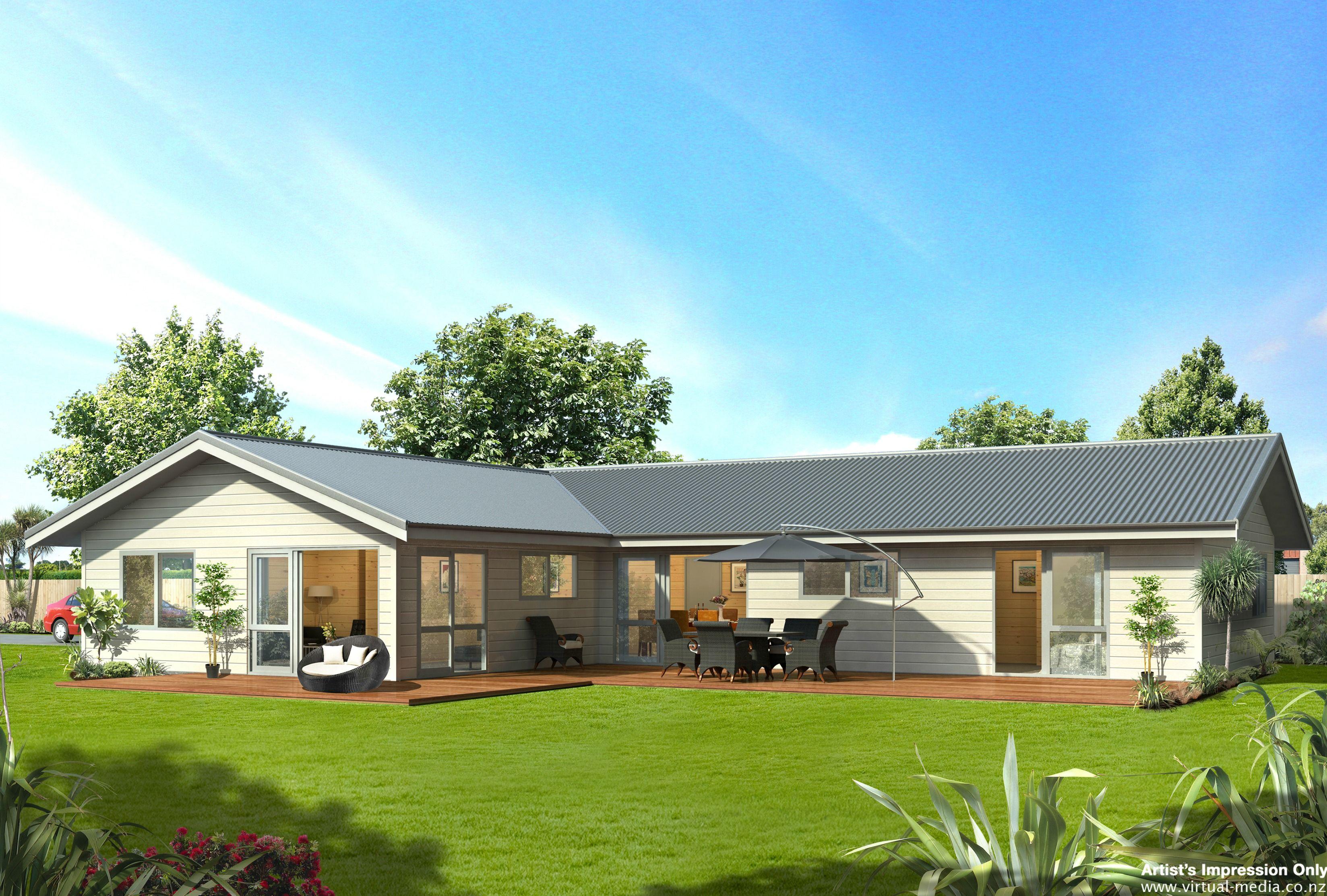 Lockwood Homes Kitset Range | Pitch, Roof design and Ranges