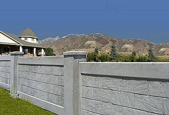 Cement Fence Designs Build fence concrete footings fence building fences pinterest build fence concrete footings fence building workwithnaturefo