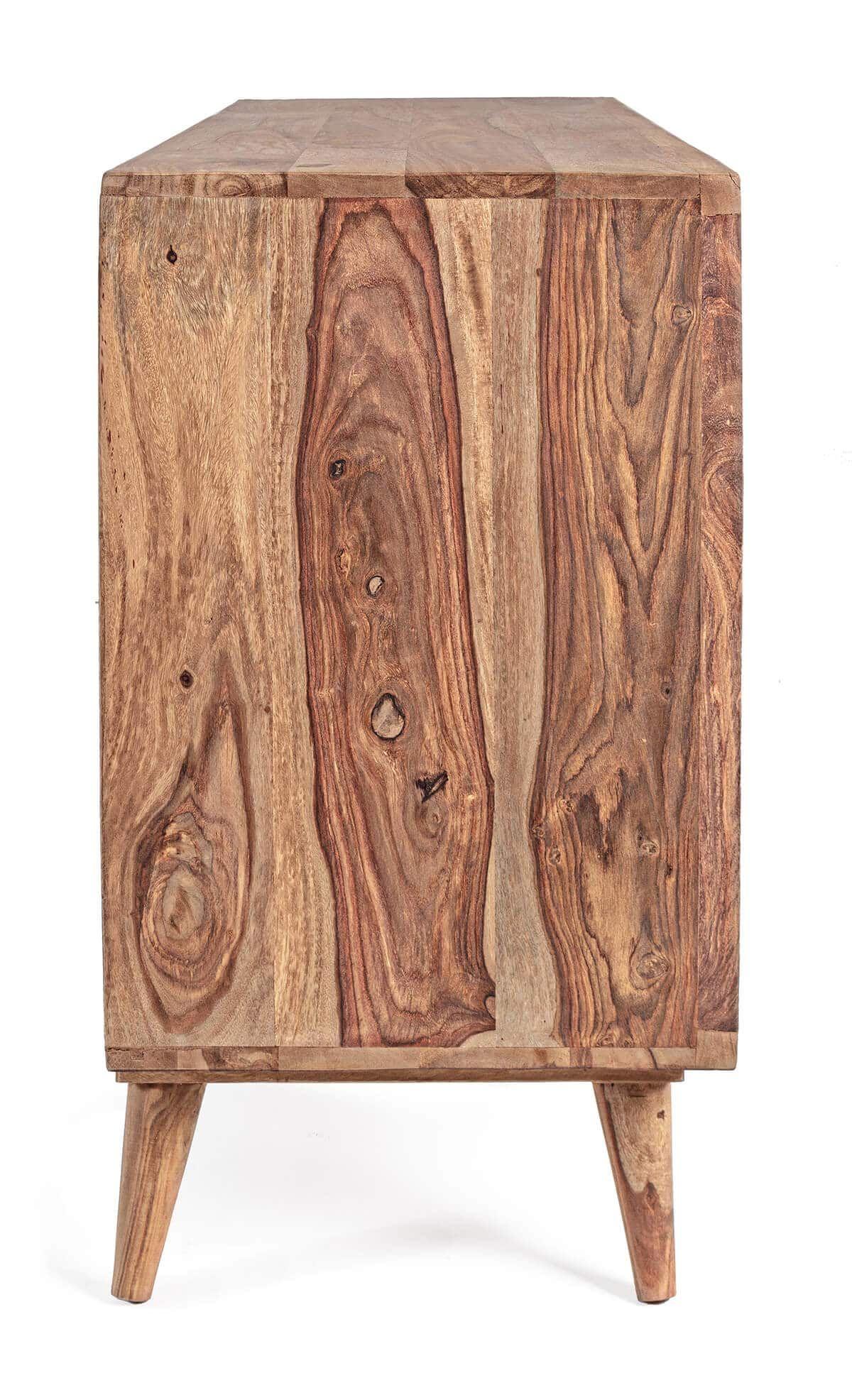 MUZZA sideboard kant 3 doors – 3 drawers 132 x 77 cm