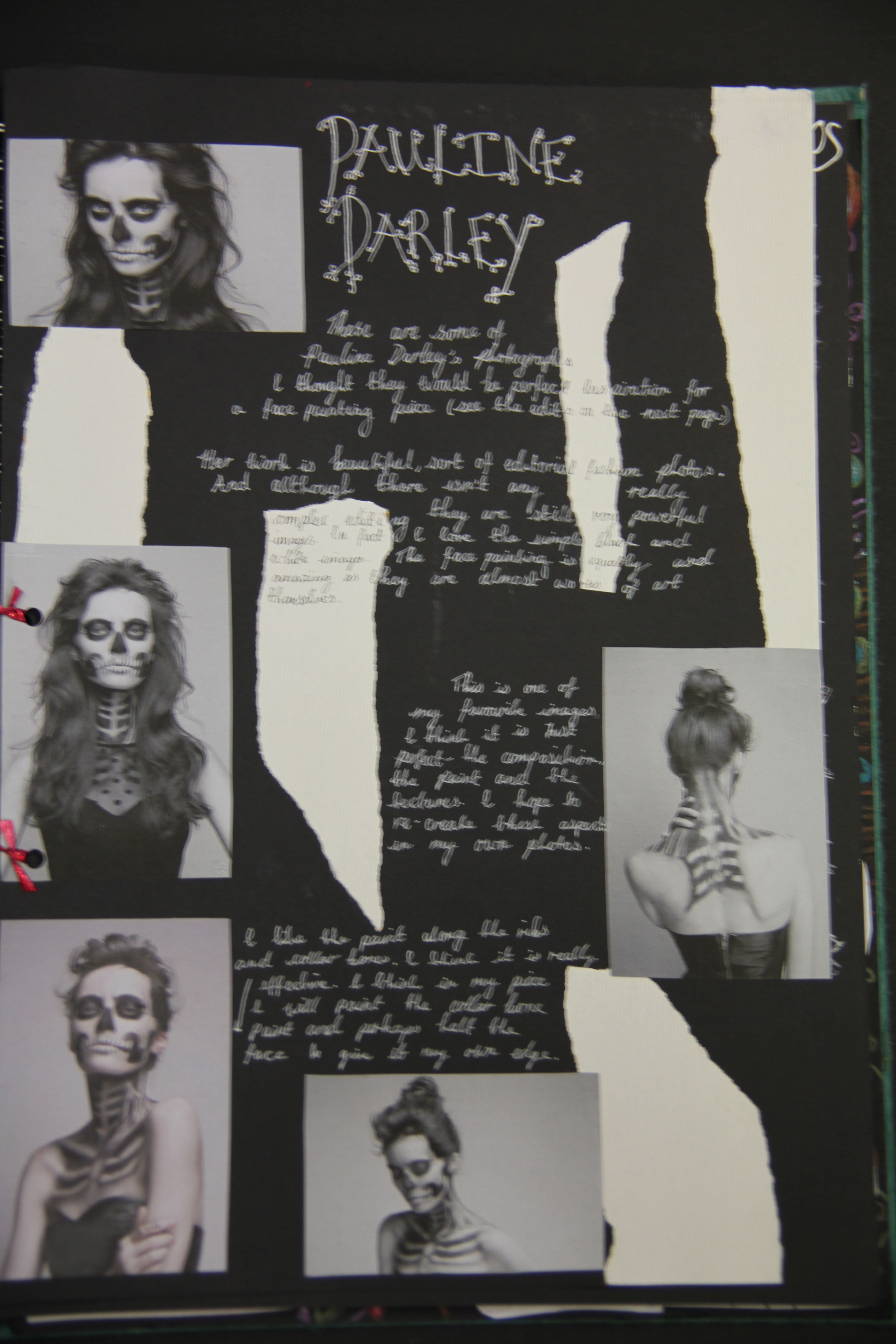 Pin By Mrs Lopez On Art Ed Gcse Experimenting Photography
