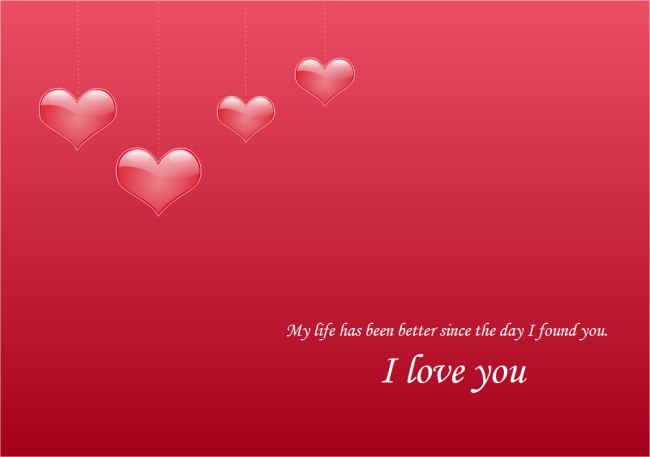 Valentine Card Examples And Templates Valentines Day Card Templates Valentines Cards Free Valentine