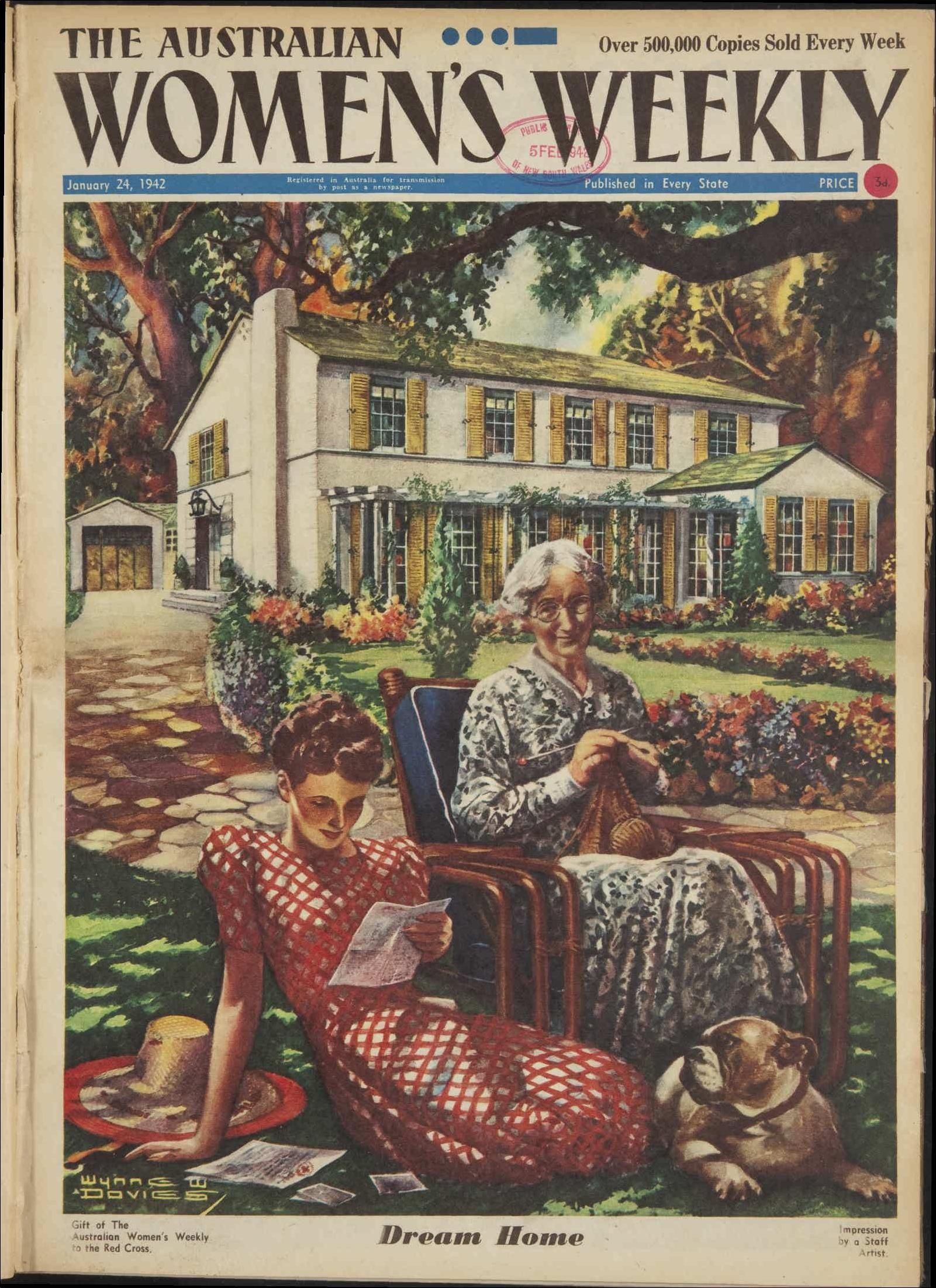 The Australian Women S Weekly Trial Powered By Trove Australian Vintage Vintage Poster Art Vintage Magazines