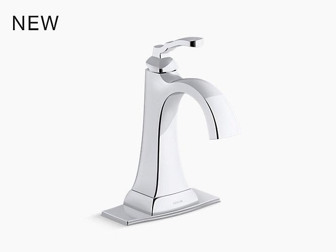 K R30996 4d Ridgeport Single Handle Bathroom Sink Faucet