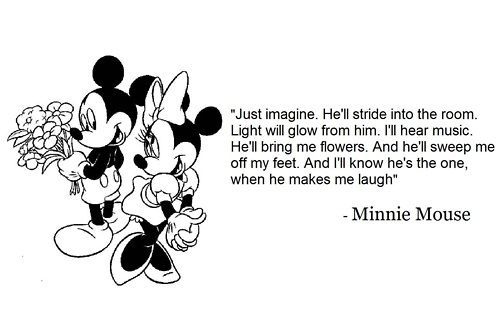 Image Result For Minnie Mouse Quotes Wedding Ideas