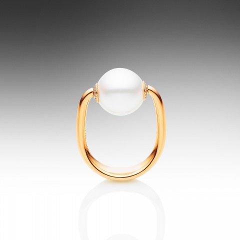 39072f7c0f0583 Odyssey Ring - Paspaley Pearls - The Most Beautiful Pearls in the World