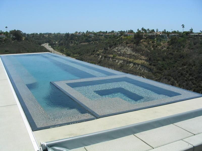 perimeter overflow pool -HOUZZ - Google Search | AD A POOLS ...