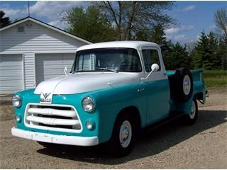 1955 Dodge 1/2 Ton Pick-Up.