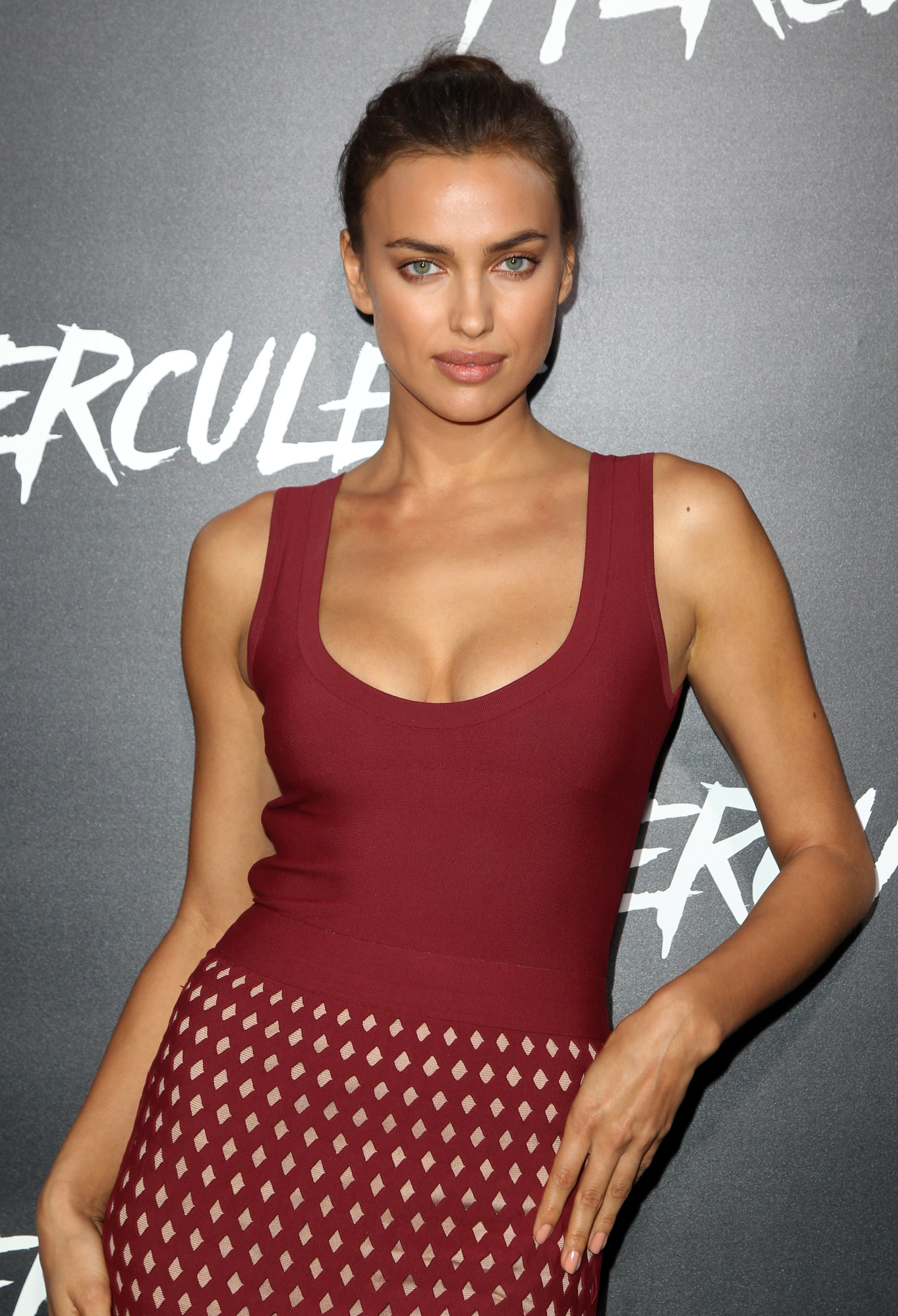 cb64c16d9b404 Irina Shayk attended the premiere of 'Hercules' held at the TCL Chinese  Theatre on