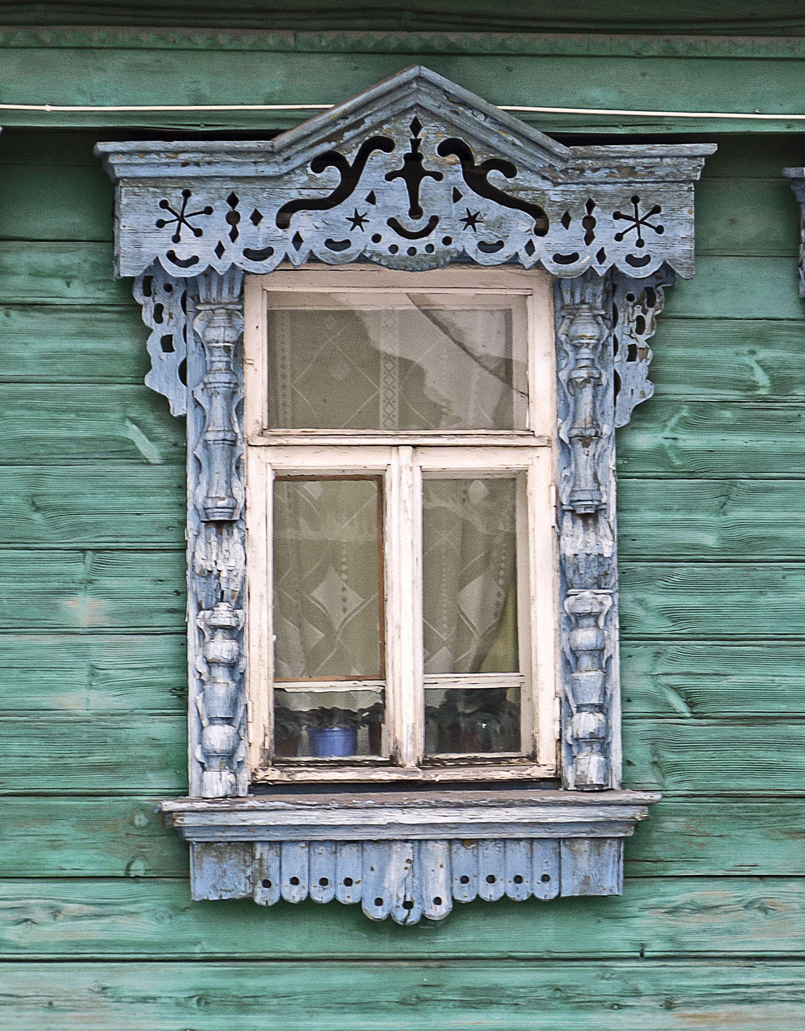 Муром. Наличники | Russian architecture and Architecture