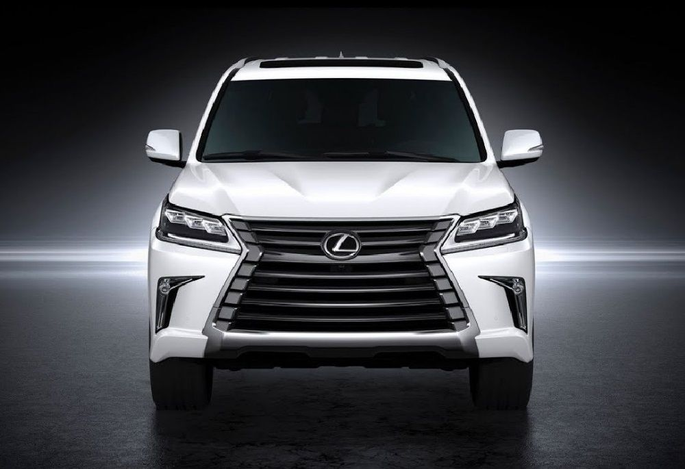 2019 Lexus LX 570: Changes, Equipment, Price >> Pin On Topsspeed Com
