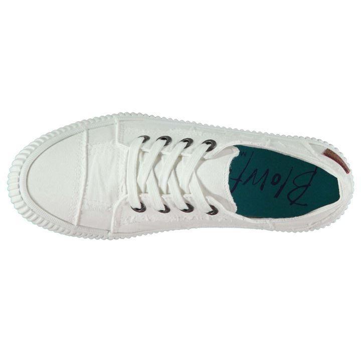 Blowfish | Blowfish Cablee Lace Ladies | Ladies Canvas Shoes