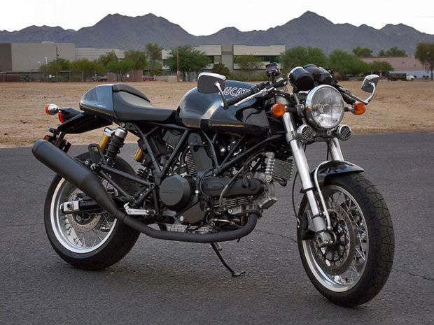 Ducati SportClassic 1000    Maybe one day.
