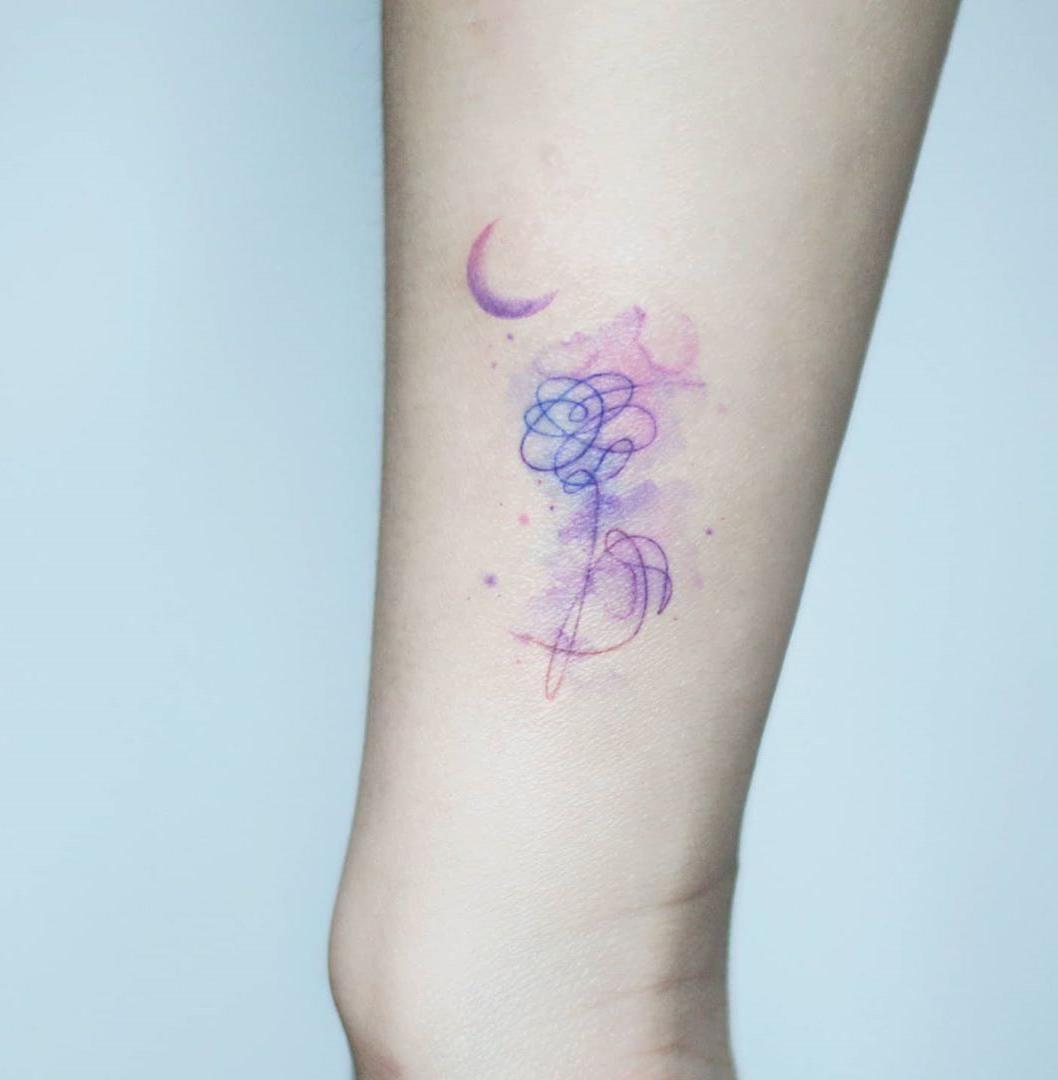 Photo of 50 Seriously beautiful BTS Tattoo Designs – Homemade Tattoo 2020