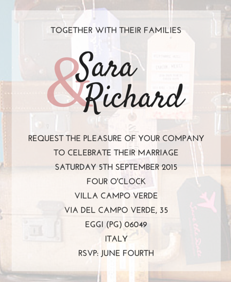 Destination Wedding Invitation Wording Wedding Ideas