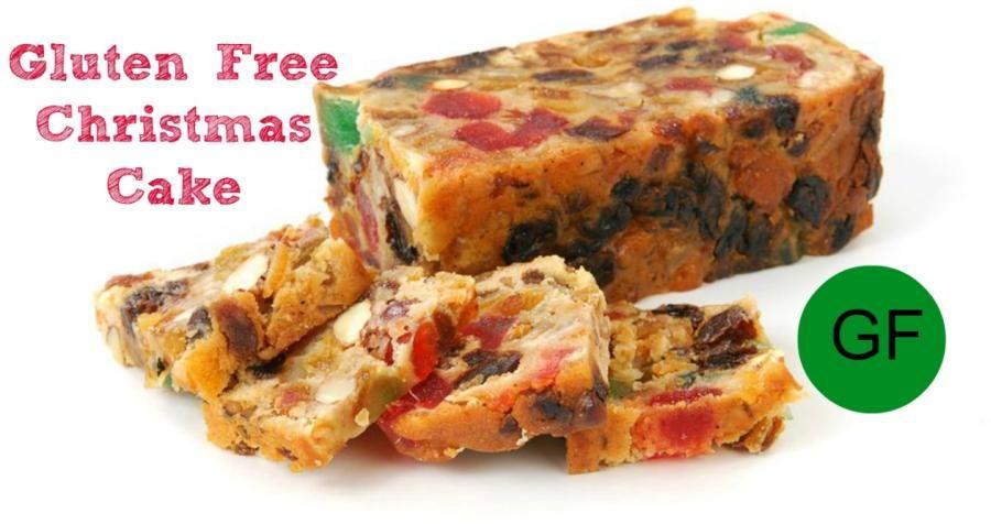 Gluten free christmas cake stay at home mum gluten