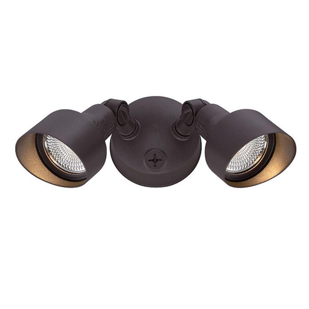Acclaim Lighting Flood Lights Collection 2 Light Architectural Bronze Outdoor Led Light Fixture Lfl2abz Led Outdoor Lighting Outdoor Flood Lights Led Outdoor Flood Lights