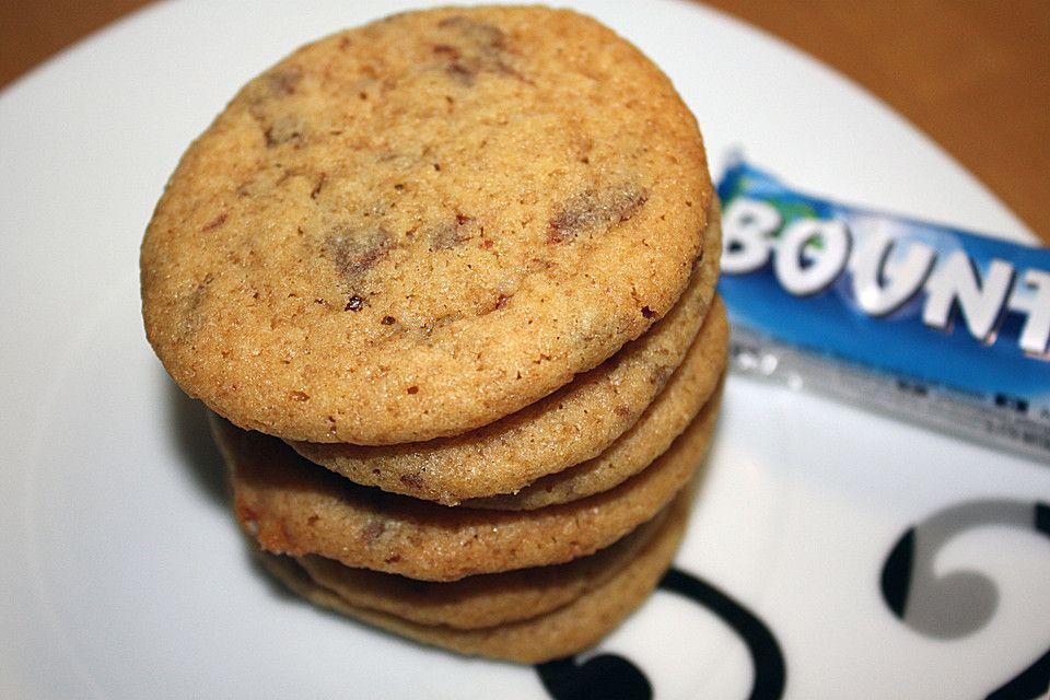 Chefkoch.de Rezept: Bounty Cookies