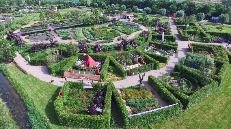 Schetsservice De Tuinen Van Appeltern Garten Gartenentwurfe Gartentipps
