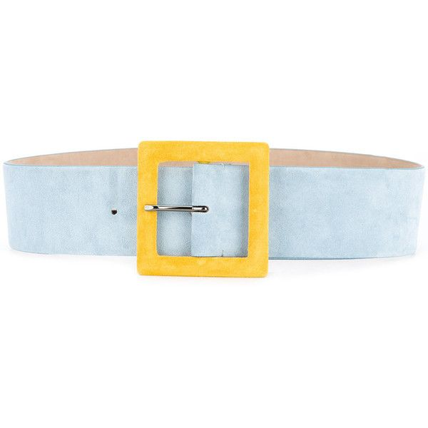 classic belt - Yellow & Orange Carolina Herrera Z4H1V