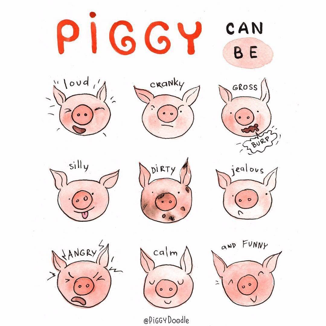 Epingle Sur Pig