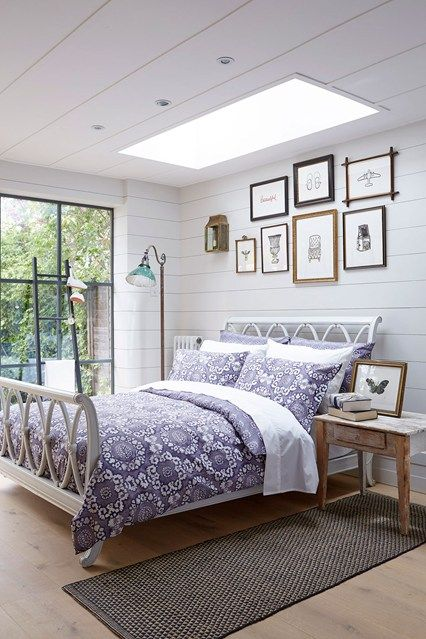 In The Hamptons Bedroom Design Ideas Pictures Decorating Houseandgarden Co Uk