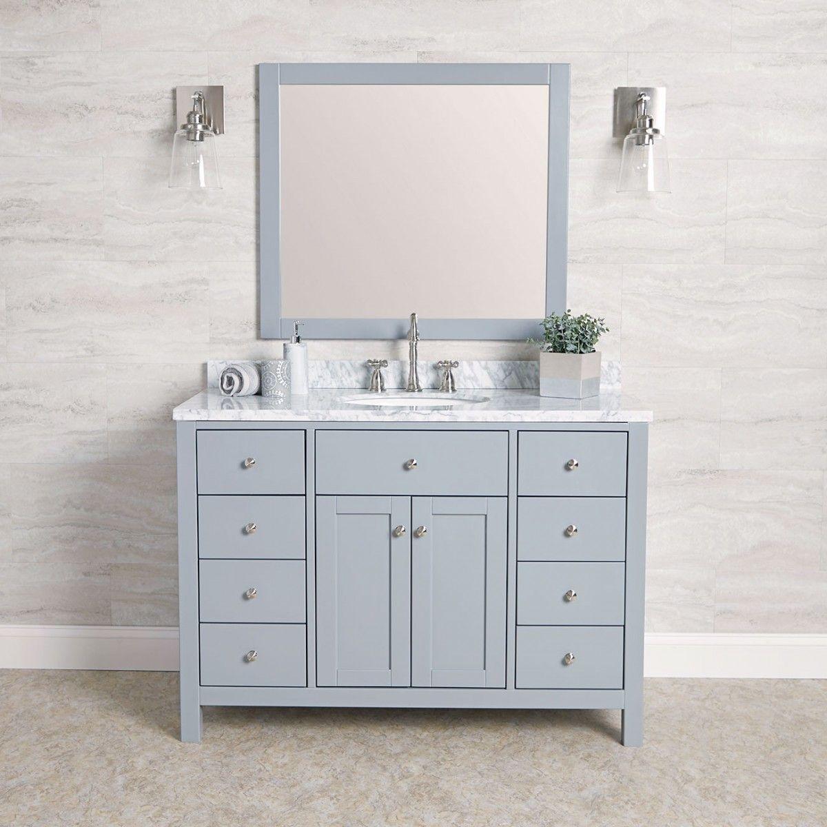 This Just In New Randolph Morris Bathroom Vanities The Hampton 48 Bathroom Vanities Are Expe Bathroom Vanity Single Bathroom Vanity 48 Inch Bathroom Vanity