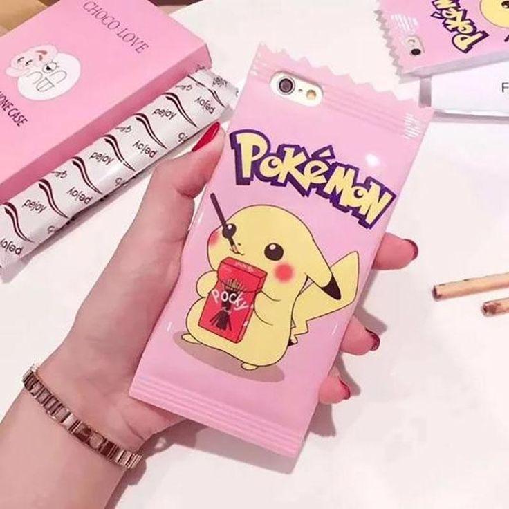 XR Pikachu Case for Girls Teens Women