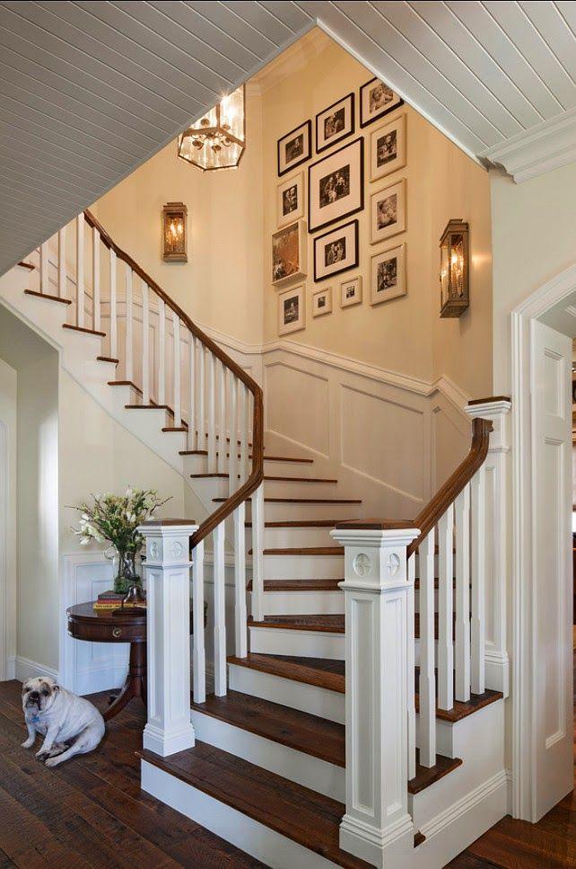 Attirant Cape Cod   Beach Style   Staircase   Los Angeles   Norman Design Group, Inc.
