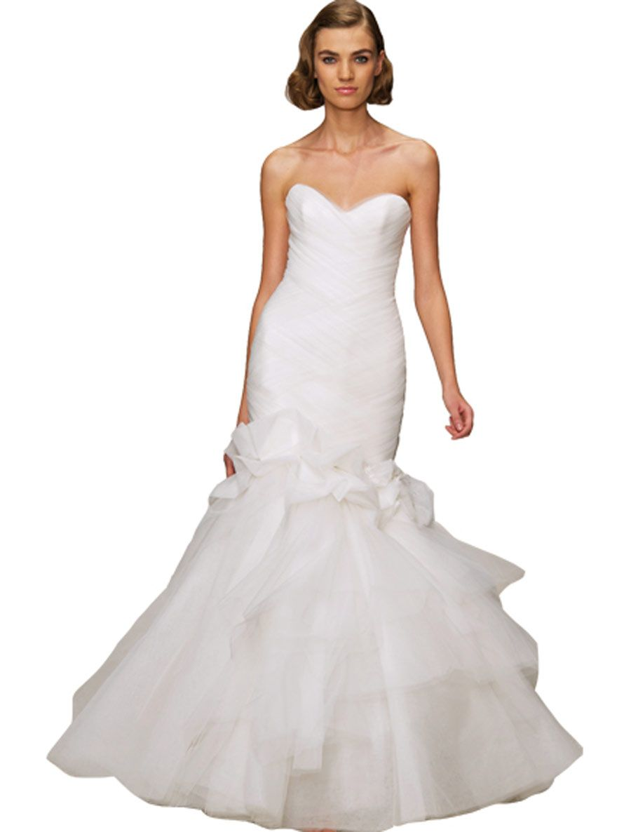 So Glamorous! Kenneth Pool Valentina K407 Wedding Dress | www ...