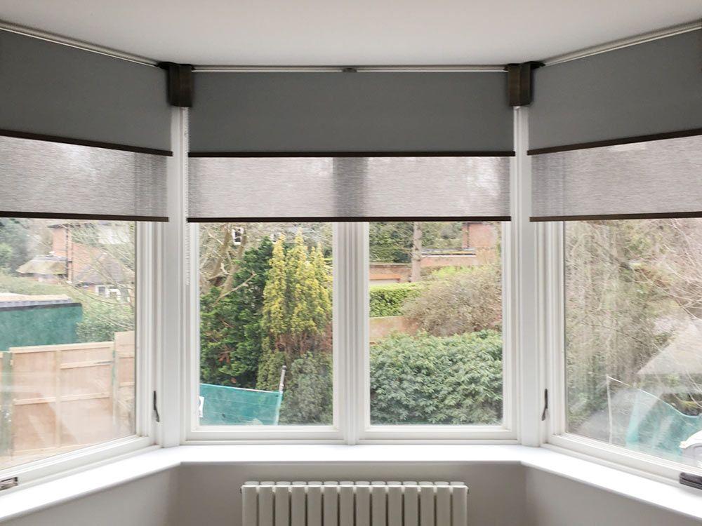 Best Blinds For Bay Windows Ann Inspired In 2020 Bay Window Blinds Bay Window Best Blinds