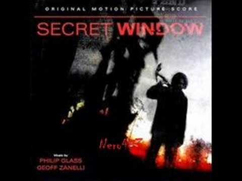 Philip Glass -  Secret Window Soundtrack (Flashback)