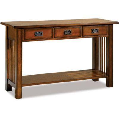 Canyon Sofa Table by La-Z-Boy www.la-z-boy.com | #MOMCAVE in ...