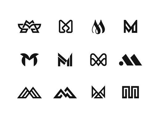 m episode 3 logos logo design k logos logo desing