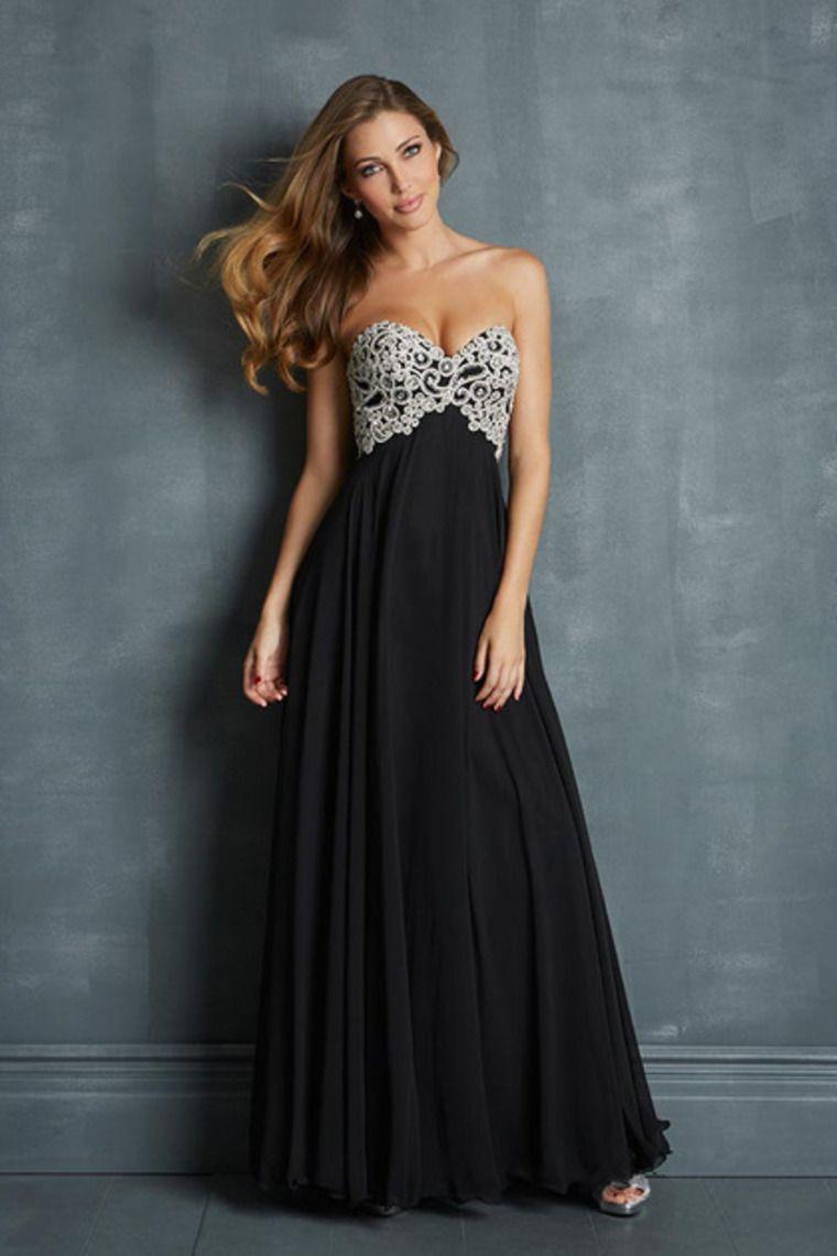 Sweetheart a Line Chiffon Prom Dress