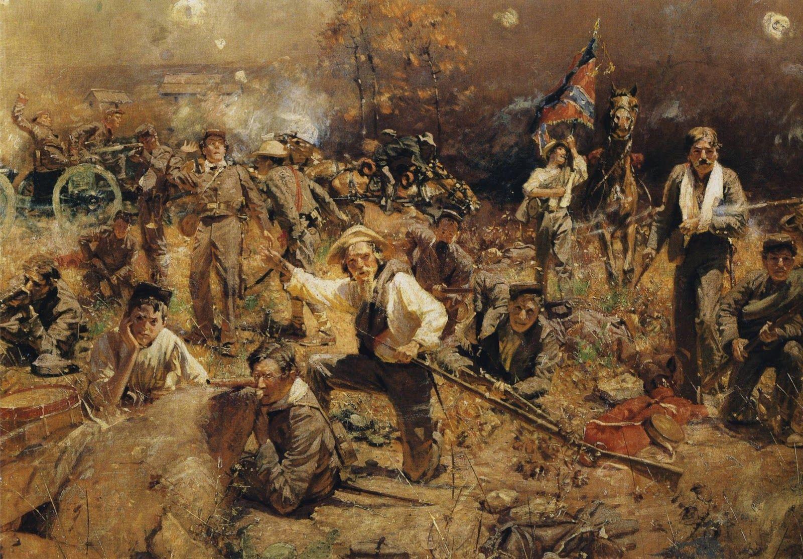 causes of the american civil war pdf