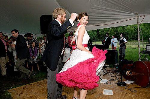 Fun wedding music