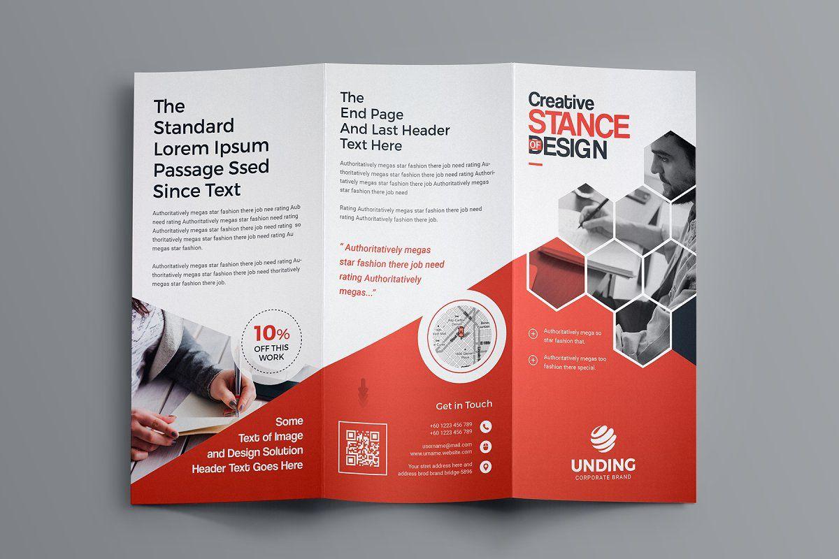 Tri Fold Brochure Trifold Brochure Template Brochure Template Brochure Design Template
