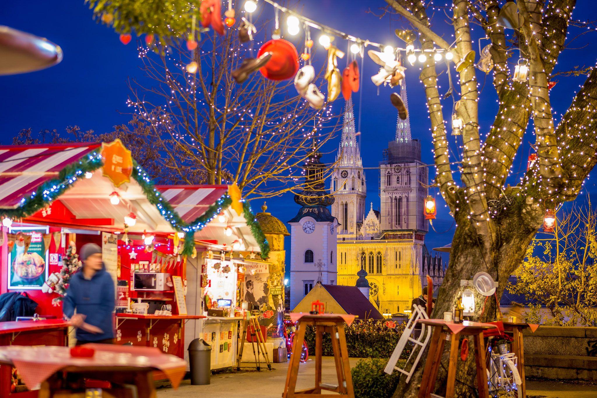 Advent In Zagreb Copyright Julien Duval Christmas Markets Europe Best Christmas Markets Christmas Market